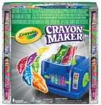 Crayola Crayon Maker -- what to do with old crayons