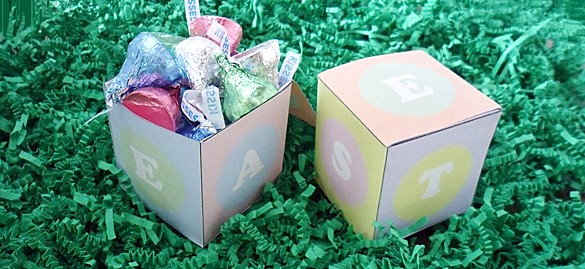 East Candy Boxes